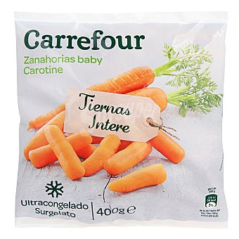 Carrefour Zanahoria baby 400 g