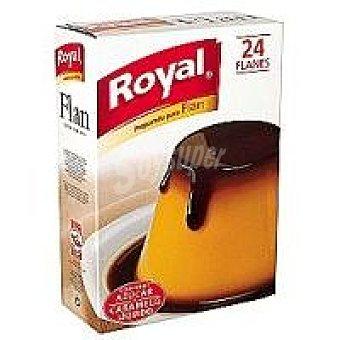 Royal Flan familiar con caramelo Caja 558 g