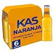 Refresco de naranja Pack 6 botellas x 20 cl Kas