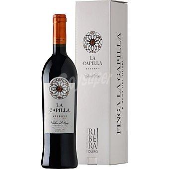 LA CAPILLA Vino tinto reserva D.O. Ribera del Duero Botella 75 cl