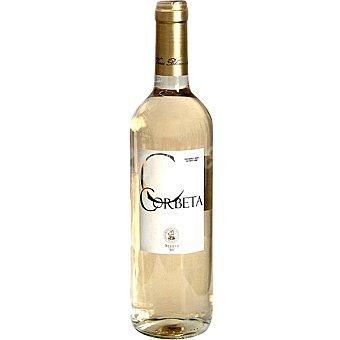 CORBETA Vino blanco seco de Andalucía botella 75 cl 75 cl