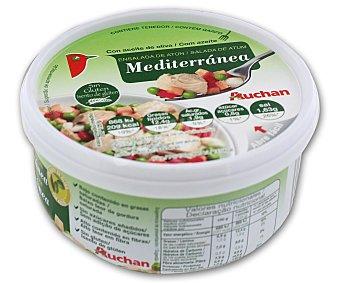 Auchan Ensalada de atún mediterránea 250 gramos