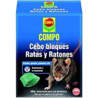 Compo Cebo para ratas Caja 200 g