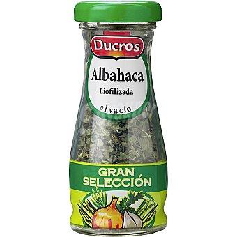 Ducros Gran Selección Albahaca liofilizada al vacio Frasco 3,5 g