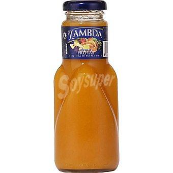 Lambda Néctar de cóctel de frutas Botella 250 ml
