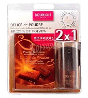 Bourjois Paris Kit delice+brocha Kit delice+brocha 1 ud.