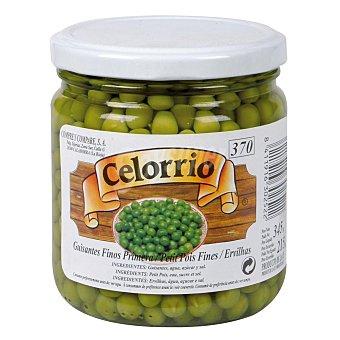 Celorrio Guisantes finos al natural 210 g