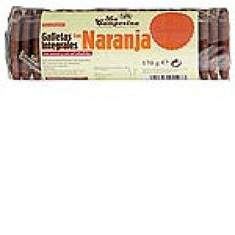 LA CAMPESINA Galletas integrales con naranja Paquete 180 g