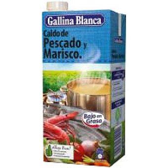 Gallina Blanca Caldo de pescado Brik 1 litro