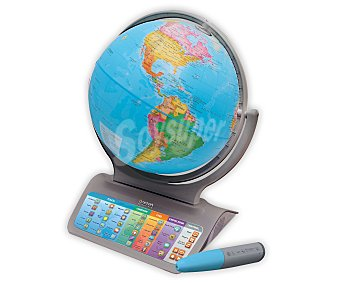 OREGON Bola del Mundo Smart Globe Infinity Black 1u