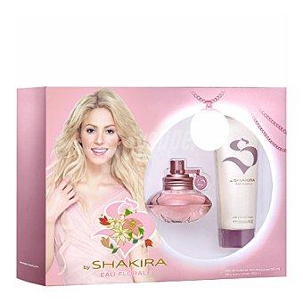 Shakira Estuche colonia floral 50 ml + body 100 ml 1 ud