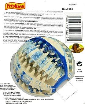 Friskies Purina Juguete para Perro Pelota Higiene Dental 1 Unidad
