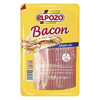 ElPozo Bacon ahumado lonchas 170 g