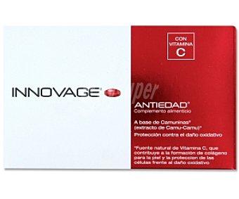 Innovage Complemento Alimenticio antiedad, a base de Camuninas 30 Comprimidos