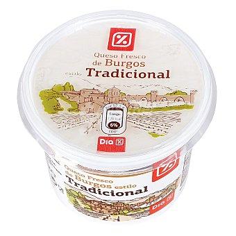 DIA Queso fresco de burgos tradicional envase 250 g Envase 250 g