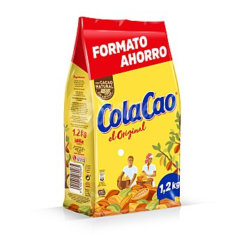 Cola Cao Cacao en polvo ecobolsa 1200 gr