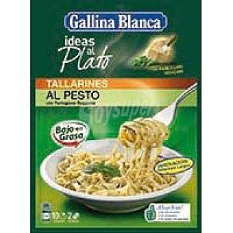 Gallina Blanca Tallarines al pesto Sobre 153 g