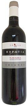 HYPATIA VINO TINTO NAVARRA CRIANZA BOTELLA 750 cc