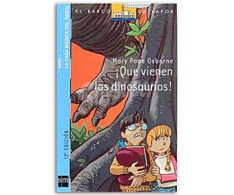 INFANTIL Qué vienen los dinosau.