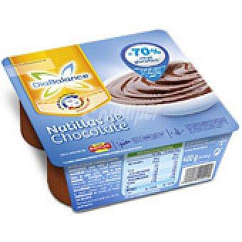 DiaBalance Pascual Natillas de chocolate 4 unidades