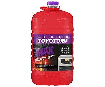 Toyotomi Combustible líquido para estufas portátiles toyotomi Max, , combustible para estufas de petróleo, apto para estufas de todas las marcas, sin olor Garrafa de 10 litros