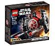 Juego de construcciones con 91 piezas Microfighter: Caza TIE de la Primera Orden, Star Wars 75194 lego  LEGO Star Wars