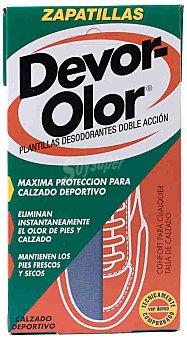 Devor Plantilla Devor Olor Zapatilla 2 ud