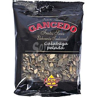 Gancedo Pipas de calabaza peladas fritas Bolsa 150 g
