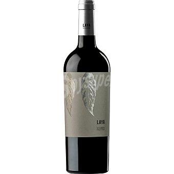 LAYA Vino tinto garnacha monastrell D.O. Almansa botella 75 cl Botella 75 cl