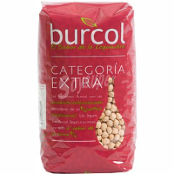Burcol Garbanzo pedrosillano Paquete 1 kg