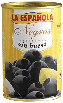 Serpis Aceituna Negra Cacereña con hueso 185 g