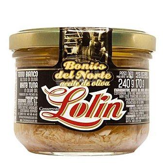 Conservas Lolin Frasco de bonito en aceite de oliva 170 g