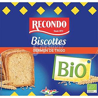 Recondo Bio biscotes de pan con germen de trigo ecológicos estuche 300 g estuche 300 g