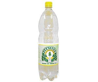 Fuenteror Agua con Gas Botella de 1,5 Litros