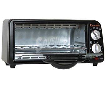 COMELEC HO6001N Mini Horno tostador