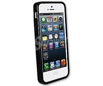 MUVIT Carcasa trasera para Iphone 5 negra