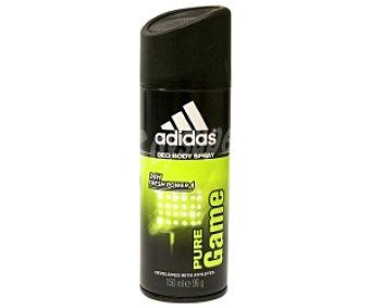 Adidas Desodorante Spray para Hombre Pure Game 150 Mililitros