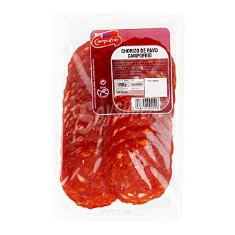 Campofrío Chorizo de pavo Sobre de 115 g