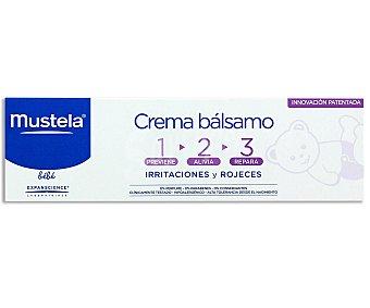 Mustela Crema bálsamo, previene, alivia y repara irritaciones y rojeces 50 Mililitros
