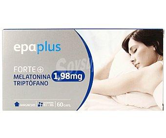 Epaplus Complemento alimenticio con melatonina y triptófano 60 c
