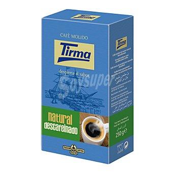 Tirma Café Molido Mezcla Descafeinado 250 g