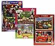 Puzzles infantiles de 48 piezas de 28x20 centímetros educa Packs de 2 Educa