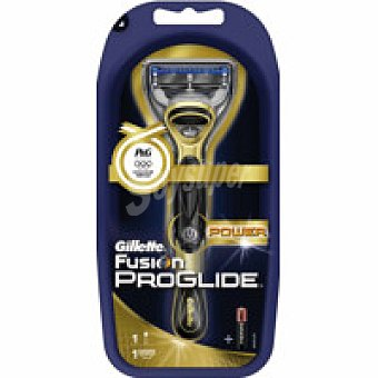 Gillette Maquina de afeitar Power Ed. Olimpics Pack 1 unid