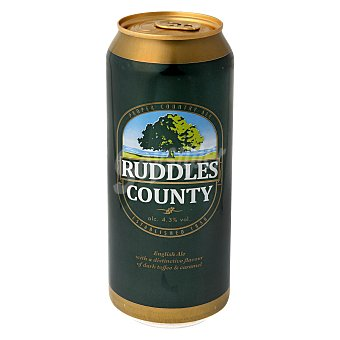 Ruddles County Cerveza English Ale Lata 50 cl