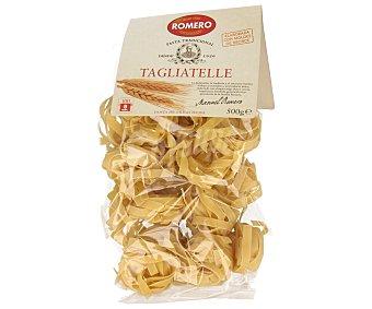 Romero Tagliatelle (pasta alimenticia con sémola de trigo duro) 500 gramos