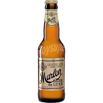 Marlen Cerveza rubia nacional  Botella de 33 cl