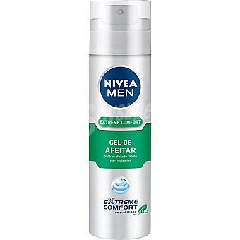 Nivea For Men Gel de afeitar Extreme Comfort spray 200 ml Spray 200 ml