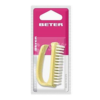 Beter Cepillo de uñas púas nylon 1 ud