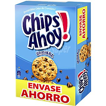 Lu Galletas con chips de chocolate Chips Ahoy 400 g