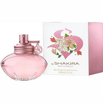 Shakira Florale eau de toilette natural femenina Spray 80 ml